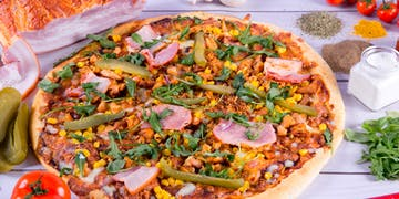 Pizza WYMARZONA